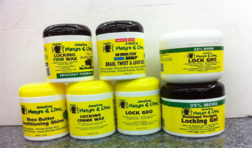 MANGO AND LIME CONDITIONING HAIR STYLING PRODUCT
